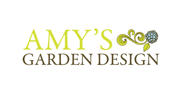Amy'S Garden Design Logo - Steelfish Design - Plymouth, Michigan