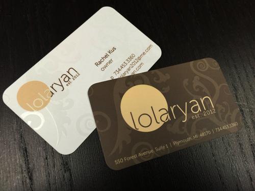 Portfolio steelfish design plymouth michigan lolaryan business card colourmoves